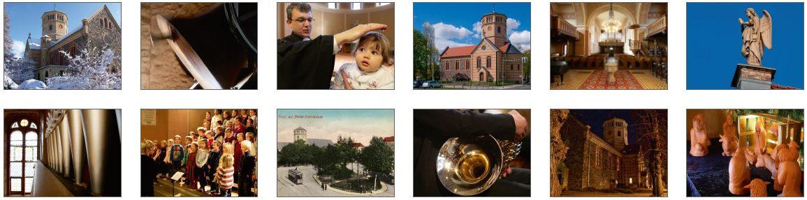 podcast Friedenskirche Niederschönhausen